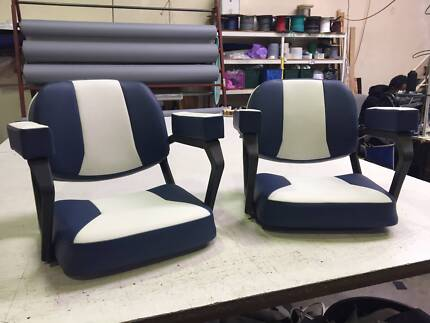 TRAILCRAFT HELM SEATS