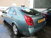 CLEARANCE SALE (No reasonable offer refused) NISSAN PRIMERA SE