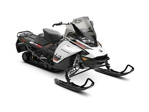 2019 Ski-Doo Renegade Adrenaline 900 ACE Turbo White  Black