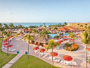 Spend Christmas in Aruba for a great price 850 USD or 1200CAD