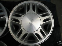 "15"" 5x115 Chevy  Factory alloys rims ,centre caps and lug nuts"
