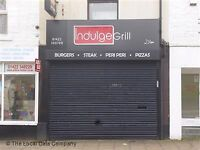 * TAKEAWAY FOR SALE * - COMMERCIAL AREA - HUGE POTENTIAL - ALL EQUIPMENT INCLUDED - JUSTEAT -