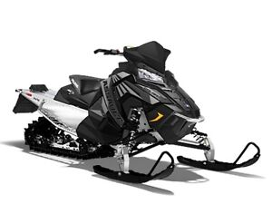"2017 Polaris 800 Switchback Assault 144 2.0"" Series 4.0"