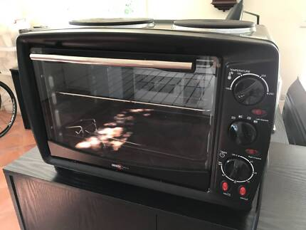 """Oven and Stovetop – Sml benchtop """"Cookwell"""""""