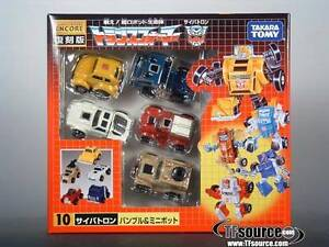Transformers G1 Reissue Encore The Transformers Collection MISB