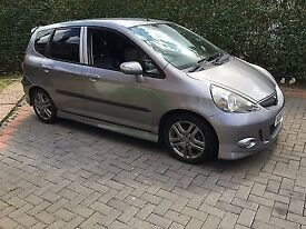 Honda Jazz SPORT....VERY LOW MILEAGE