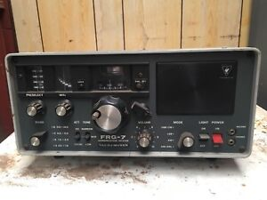 FRG-7 Communications Receiver Campbellfield Hume Area Preview