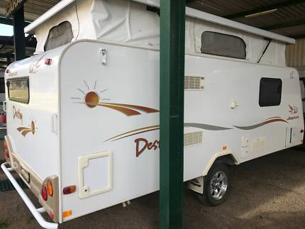 #1914 Jayco 17' Pop Top, R/Out Awning, Twin Beds, SHW/Toilet,