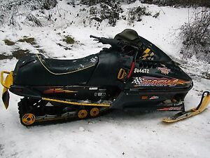 sled for sale (cheap) fix or parts