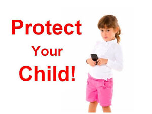SAFEGUARD YOU KIDS. TRACKING APPLICATION.