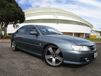 2004 Holden Berlina VZ Odyssey 4 Speed Automatic Sedan Gepps Cross Port Adelaide Area Preview