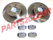 Landrover Discovery TD5 Brake Discs