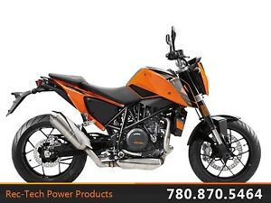 2017 KTM 690 Duke - $1,000 off - $64/bi-weekly!