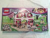 Lego Friends Sunshine Ranch with Mia and Liza, Set 41039