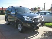 2005 Toyota LandCruiser Wagon Pennington Charles Sturt Area Preview