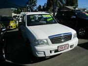 2004 Mazda Bravo B2600 DX White 5 Speed Manual Cab Chassis Bray Park Pine Rivers Area Preview