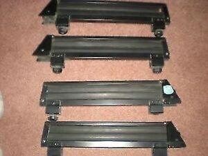 Thule ski/snowboard roof rack carrier - locks and key