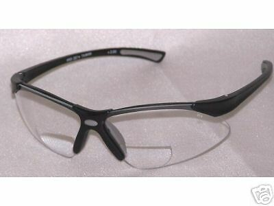 3 Pairs Venusx Bifocal Reading Safety Glasses Clear 2.5 - 3 Pairs