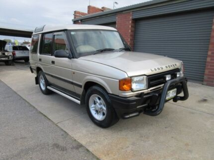 1998 Land Rover Discovery S (4x4) 5 Speed Manual 4x4 Wagon Holden Hill Tea Tree Gully Area Preview