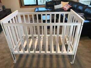 Wooden Childcare Cot. EUC Somerset Waratah Area Preview