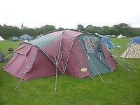 Khyam Rigi-dome XXL family tent