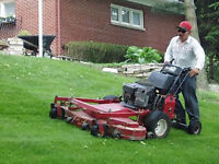 Lawn Mowing, Fertilizing and Tree Removal Services