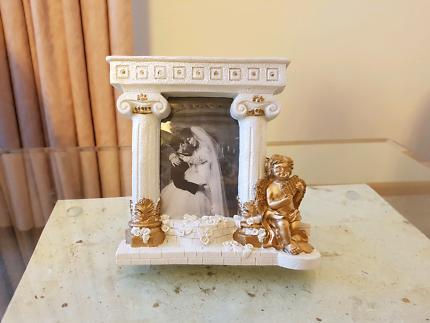 Wedding Day Photo Frame - 7x10cm