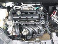FORD FIESTA MK8 1.25 ENGINE 35K WITH 6 MONTHS WARRANTY