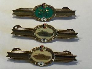 East German Military badges