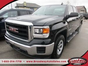 2015 GMC Sierra 1500 WORK READY SLE EDITION 6 PASSENGER 5.3L - V