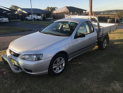 2006 Ford BF Ute