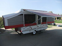 Jayco 1998 Tent Trailer eagle 10 ud  - good condition