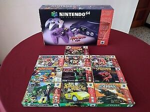 N64 and games