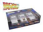 Back to the Future DeLorean Contemporary Manufacture Diecast Cars