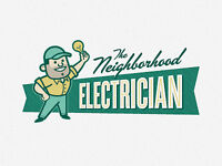 MASTER ELECTRICIAN WITH 25 YEARS EXPERIANCE ONLY WORK PART TIME