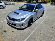 2011 Subaru Impreza WRX PREMIUM G3 MY11 AWD silver manual Sedan Busselton Busselton Area Preview