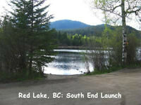 Red Lake Lot - 1 hour from Kamloops, BC
