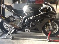Bmw s1000rr race bike px