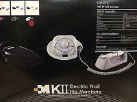 Galaxy mk 2 electric nail file machine