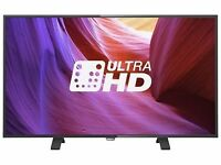 Philips 49PUT4900 49 Inch 4K Ultra HD Freeview HD TV
