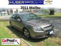 2011 Chevrolet Malibu LT w/2LT