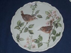 """Royal Albert China Plate """"Summer Song"""" - No.2 In The Country"""