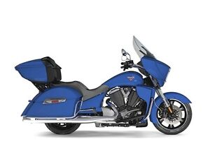 2017 Victory Cross Country Tour Gloss Blue Fire