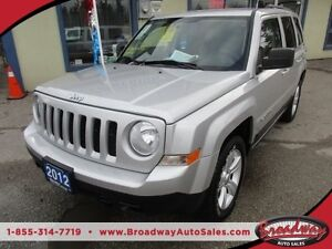 2012 Jeep Patriot FUEL EFFICIENT NORTH EDITION 5 PASSENGER 2.4L