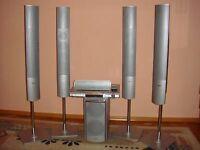 Panasonic 5.1 Surround Sound system inc DVD