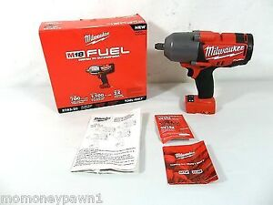 Milwaukee 1/2 inch Wrench 2763-20 M18 FUEL Brushless w/ Battery