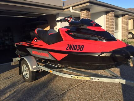 Wanted: Jet ski Sea Doo RXT300rs