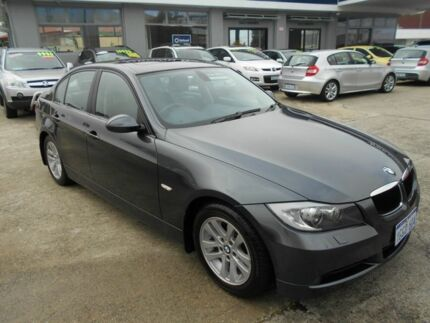 2008 BMW 320D E90 MY08 Executive Steptronic Grey 6 Speed Sports Automatic Sedan Victoria Park Victoria Park Area Preview