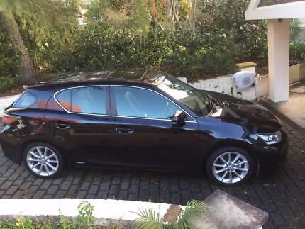 2012 Lexus CT 200h PRESTIGE 53,300km