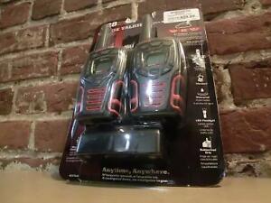 Ensemble micro talkie walkie cobra neuf (i012232)